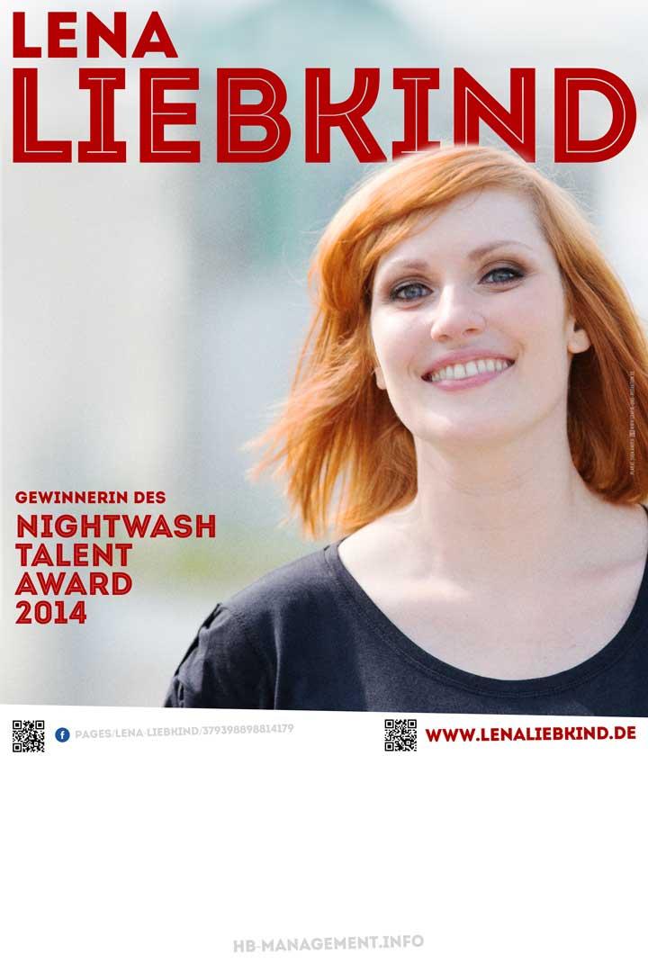 Plakat Lena Liebkind